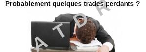 trader perdant