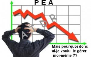 chute pea